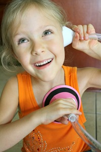 Homeschool Preschool - DIY Stethescope