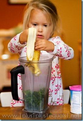 Homeschool Preschool - Integrity-Time