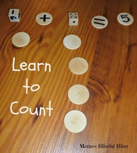 Homeschool Preschool - Learn to Count