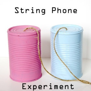 string phone experiment