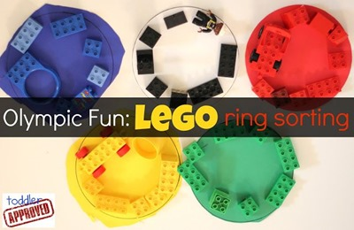Lego Ring Sorting