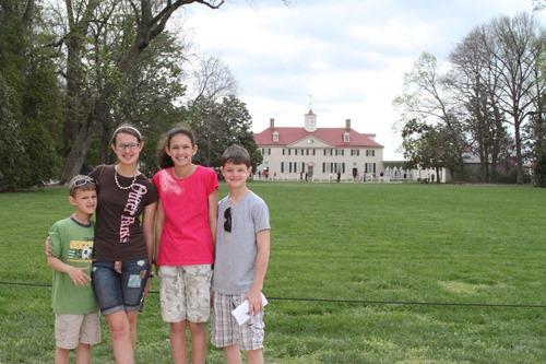 Mount Vernon Homeschool Field Trip-1