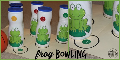 frog-bowling