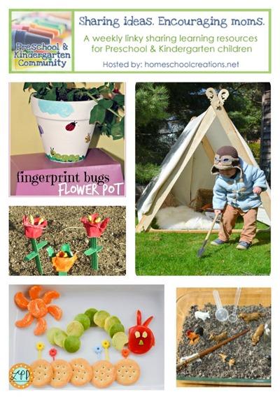 Preschool and Kindergarten Community Linky