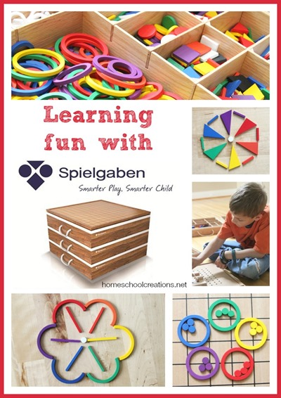 Spielgaben Educational Toys and learning