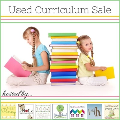 The Ultimate Used Curriculum Sale-2