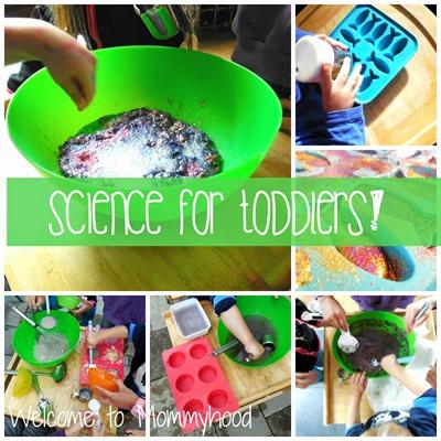 science baking soda science