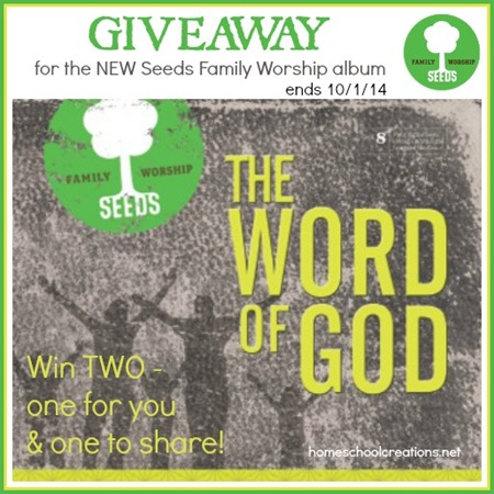 The Word of God from Seeds Family Worship