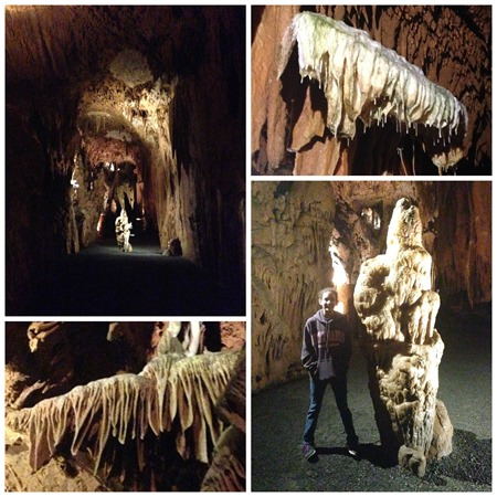 cavern field trip