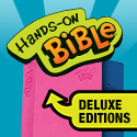Hands-on Bible for kids