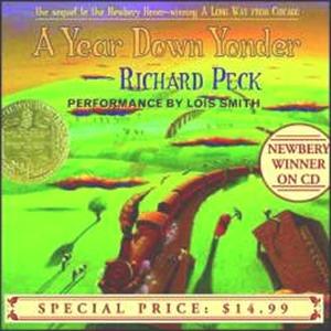 A-Year-Down-Yonder-by Richard Peck