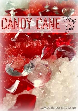 Candy Cane Play Gel