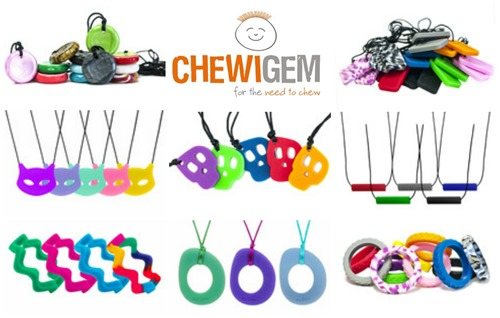 Chewigem Sensory Necklaces