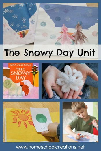 The Snowy Day Unit