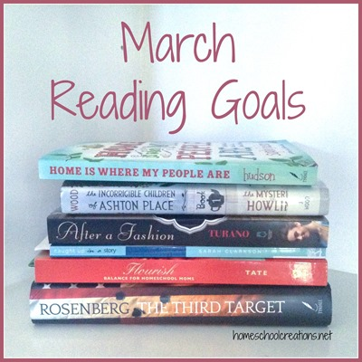 Books to read in March 2015