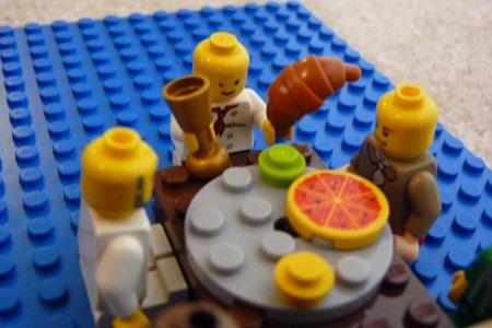 Lego Easter scenes-2