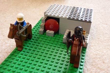 Lego Easter scenes-6
