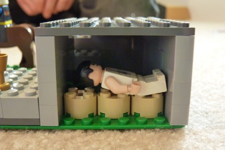 Lego Easter scenes-7