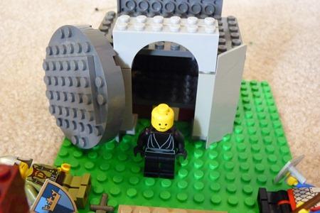 Lego Easter scenes-8