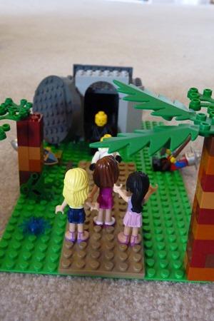Lego Easter scenes-9