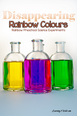 dissapearing-rainbow-colours-rainbow-preschool-sciemce-experiments