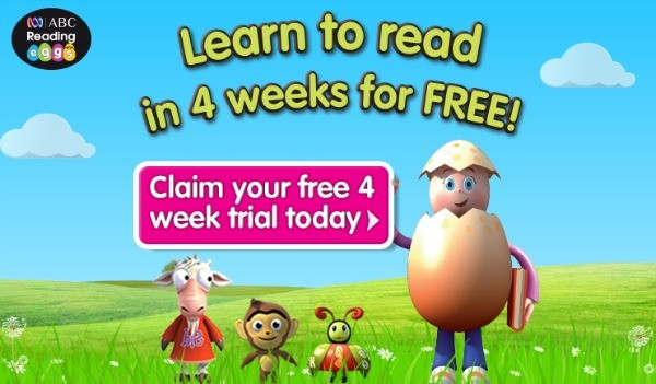 4-Weeks-free-trial-with-ABC-Reading-Eggs-online-reading-program