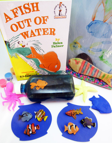 A Fish Out of Water Ivy Kids kit