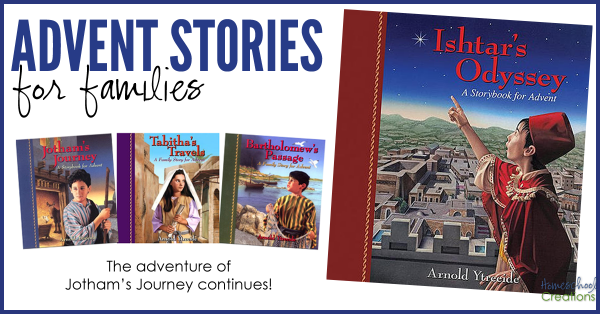 Advent stories for families Jothams Journey