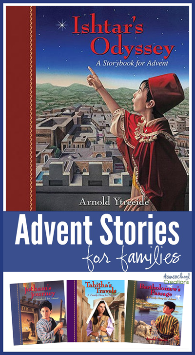 Advent stories for families by Arnold Ytreeide
