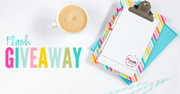 BYB Flash giveaway coupon