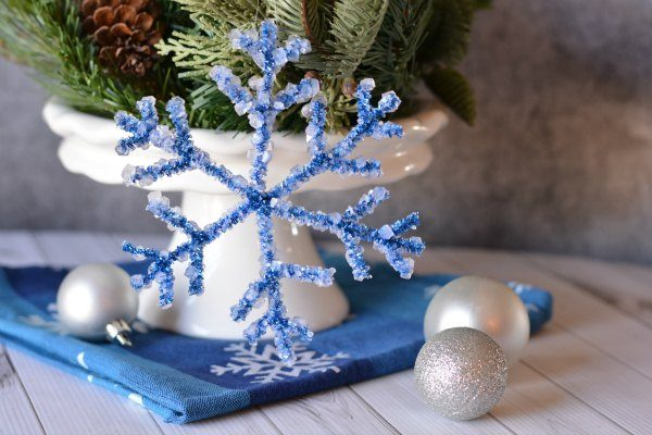 Easy-Snowflake-Craft