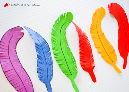 Feather Craft and Scissor Practice for Kids 1 copy