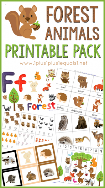 forest-animals-printable-pack