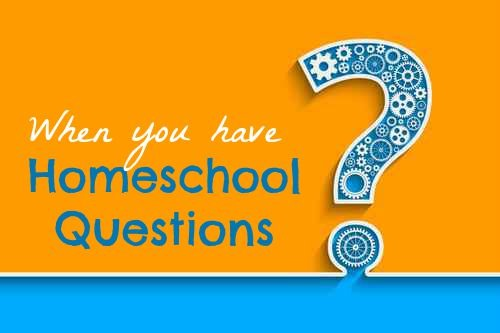 Homeschool Questions