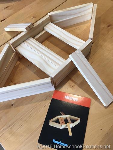KEVA Planks Brain Builders
