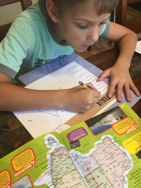 homeschool world geography