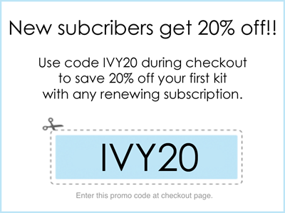 Ivy Kids discount code