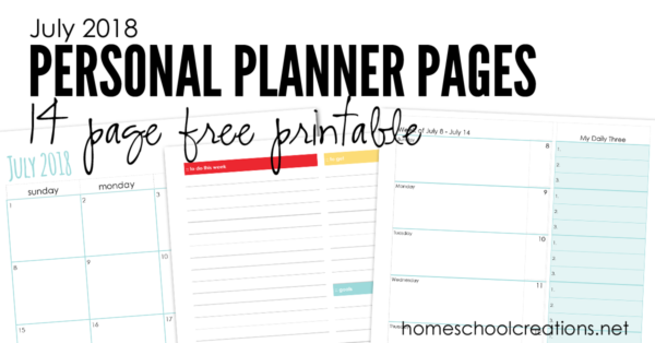 This Month Our Homeschool Planning Will Have To Kick Into Overdrive There Are Still A Few Pieces Of Curriculum I Need Order But Top The List For Me