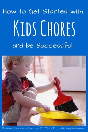 Kids-Chores-How-to-be-Successful