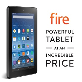 Kindle fire pre-order for $50