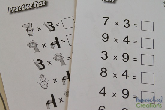 Learning multiplication facts with Times Tales