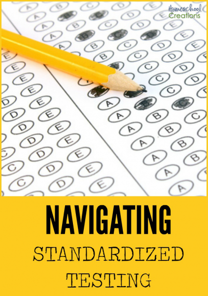 Navigating homeschool standardized testing - you CAN do it