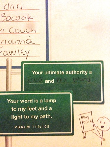 Passport to Purity journal
