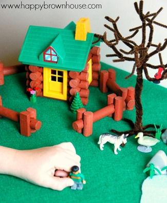 Peter-and-the-Wolf-retelling-with-small-world-play