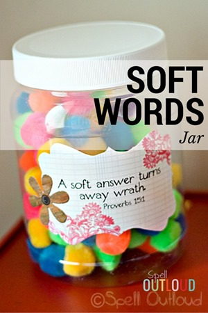 SOFT-Words-Jar from Spell Outloud