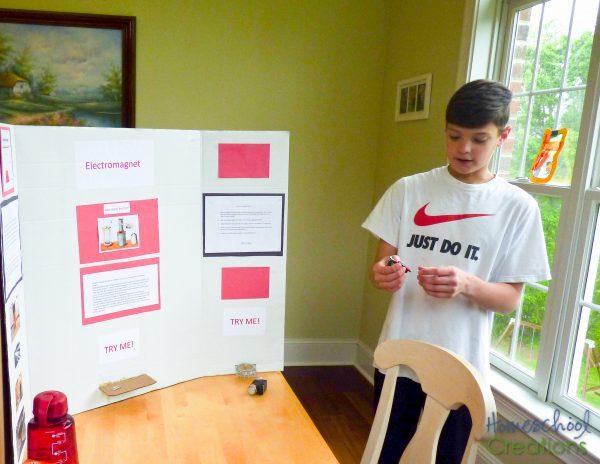 Science Fair Project electromagnet-3-2