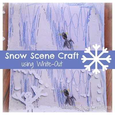 snow-scene-craft-using-white-out
