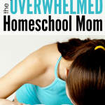 Tips for the Overwhelmed Homeschool Mom