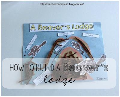 beavers lodge craft