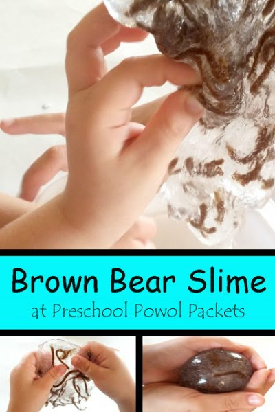 brown bear slime (6) label